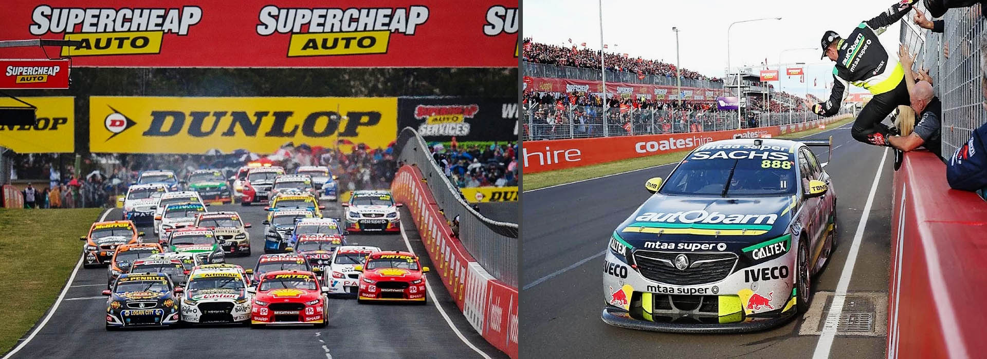 Stay at Havannah Accommodation when attending Bathurst 1000.